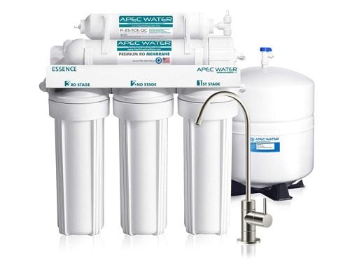 waterfiltratiesysteem toevoegen